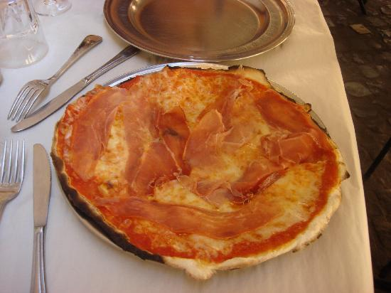 Rome, Italy: Pizza from Dal Paino
