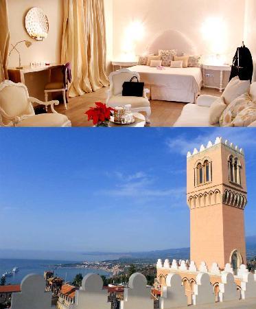 El Jebel Hotel : Hotel El Jebel *****L Taormina