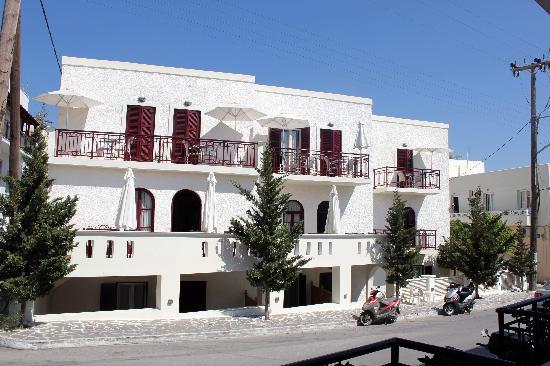 Aeolis Boutique Hotel: Hotellet Aeolis..såå lækkert og hyggeligt