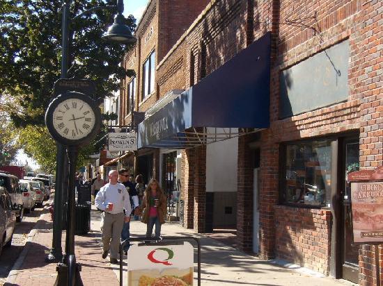 Chapel Hill, Carolina del Norte: franklin st