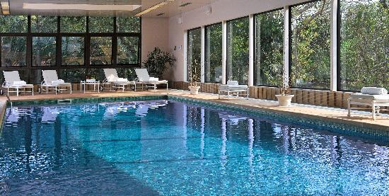 Iguazu Grand Resort, Spa & Casino: Relax at our indoor heated pool