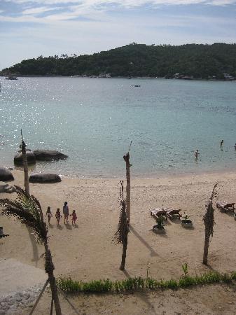Taatoh Resort & Freedom Beach Resort: The main beach