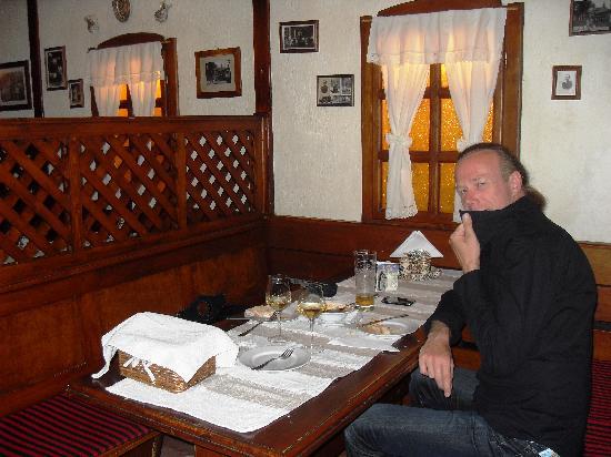 Budapest, Hungary: Székelykapu Étterem, Transylvanian Restaurant, excellent food