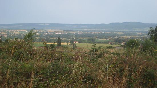 Domaine de Morlay : Quelle vue