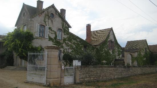Domaine de Morlay : Le Domaine