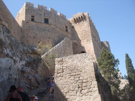 lti Miraluna Village & Spa : at the Acropolis