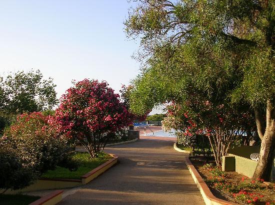 Aurum Hotel - Villaggio dei Pini: il villaggio