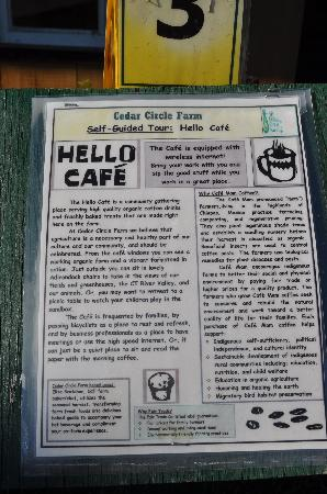 East Thetford, VT: Cafe info