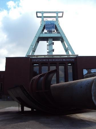Deutsches Bergbau-Museum Bochum: Bergbau-Museum