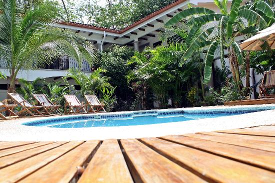 Rancho Privado Hotel: Swimming pool and Jacuzzi