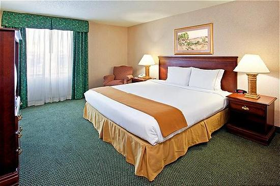 Holiday Inn Express Hotel & Suites West Mifflin: King Room