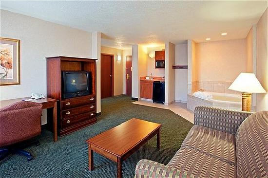Holiday Inn Express Hotel & Suites West Mifflin : King Suite
