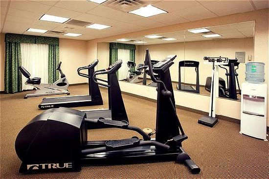Holiday Inn Express Hotel & Suites West Mifflin: Fitness Center