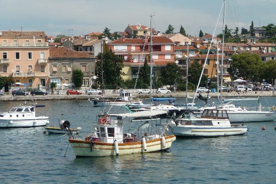 Rovigno, Croazia: Rovinj marina