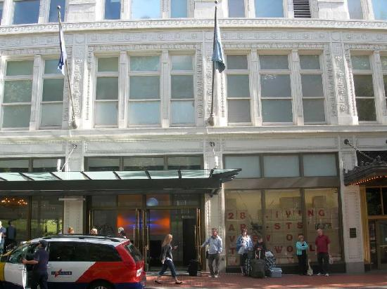 The Nines, a Luxury Collection Hotel, Portland: front of hotel