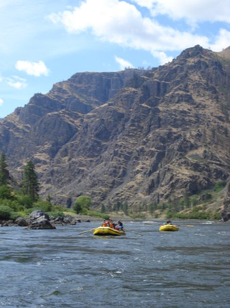 Hells Canyon National Recreation Area 사진