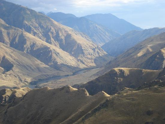 Lewiston, ID: Hells canyon