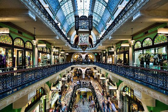 Sydney, Australia: The Fabulocity (Queen Victoria Building)