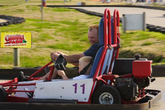 Route 66 Carousel Park: Go Karts
