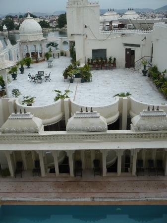 Hotel Swaroop Vilas: Vistas