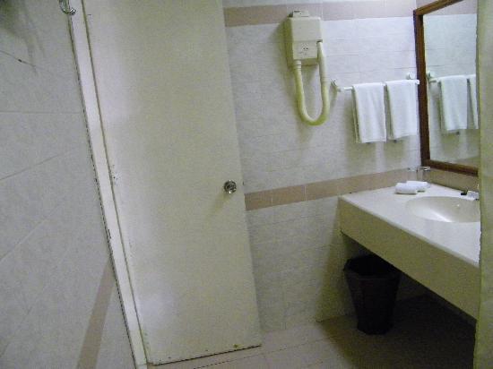 Biyadhoo Island Resort: Il bagno