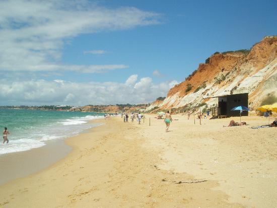 Vale de Carros: felesia beach