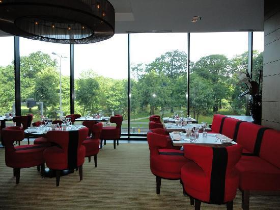 Babylon Hotel Den Haag: 気持ち良いレストラン