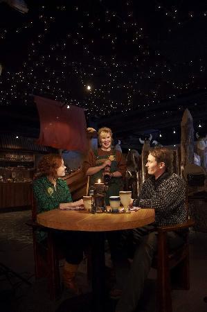 Viikinkiravintola Harald : unique atmosphere