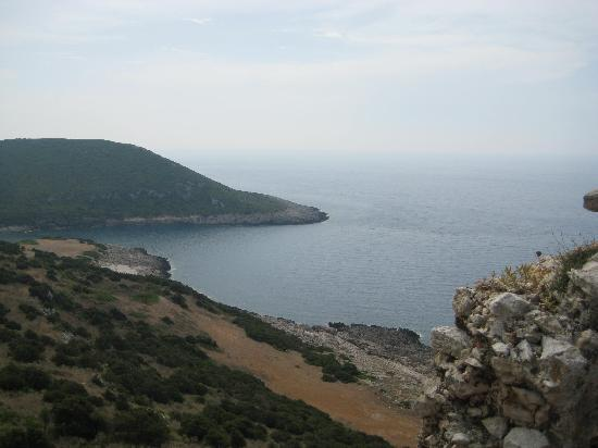 Gialova, Greece: Navarinobucht