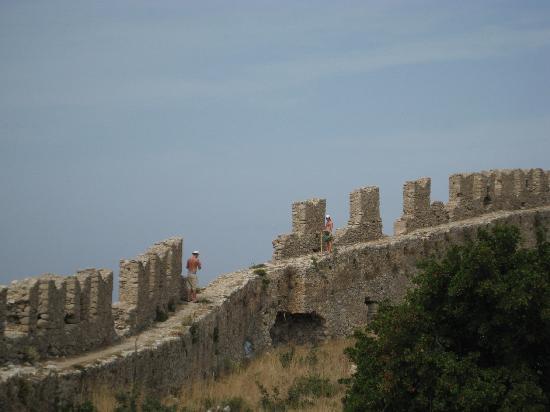 Gialova, Greece: Castle