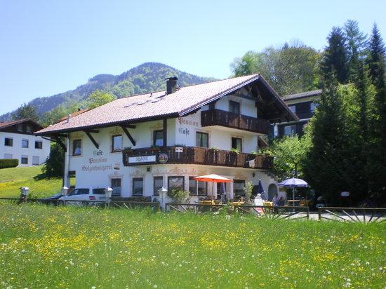 Halblech, Alemania: Wunderschöne Lage