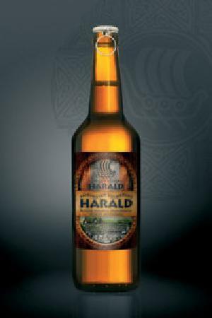 Viikinkiravintola Harald: village's own Power Beer