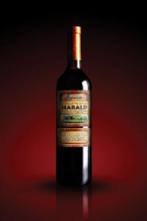 Viikinkiravintola Harald: Village`s own Wine of Wisdom