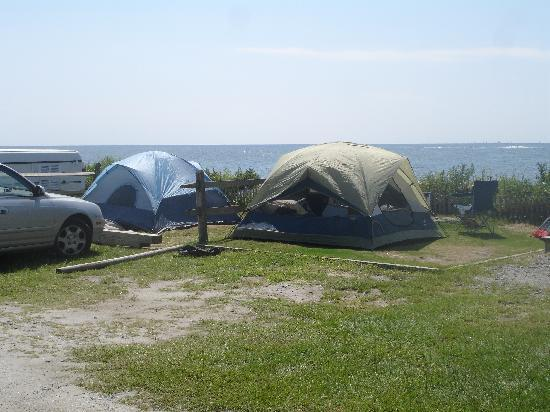 Rodanthe, NC: 3 sites next to eachother