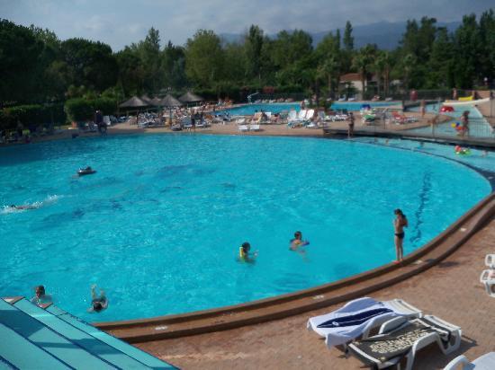 Camping Le Soleil : Pool