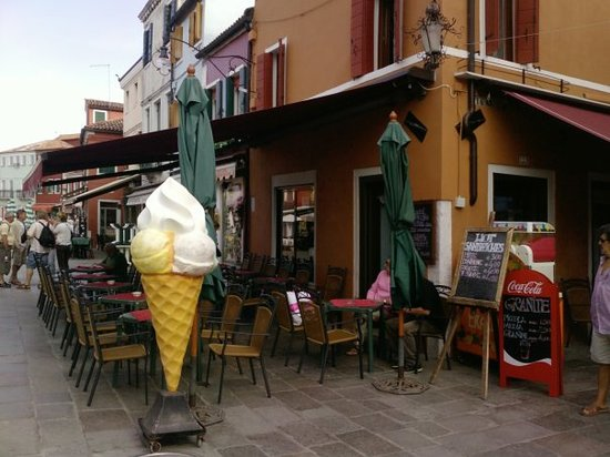 Bar Caffe Palmisano : Vista esterna