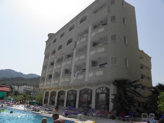 Hotel My Dream: sødt lille hotel med ikke 100 mennesker boene
