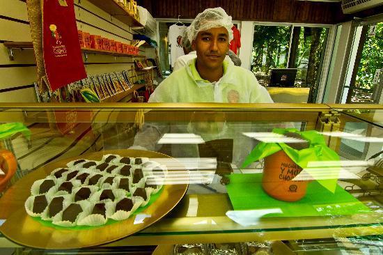 El Sendero del Cacao: Chocolateria