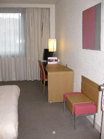 Novotel Grenoble Centre : Bedroom