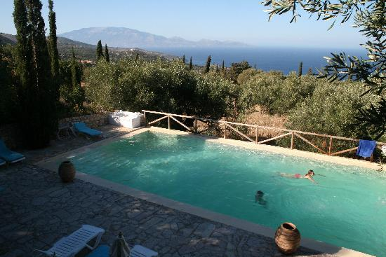 Agios Nikolaos, Yunanistan: Olive Press pool