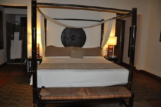 Zoetry Agua Punta Cana: letto king-size