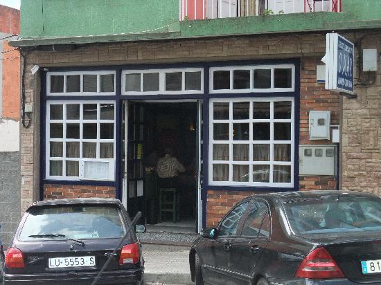 Restaurante O Mar: exterior 4