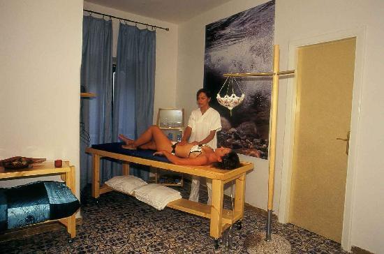 Hotel Villa Hibiscus: Centro Benessere/Beauty