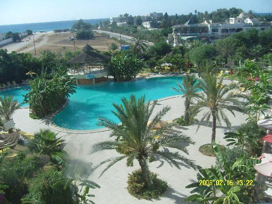 African Queen Hotel: dall ascensore panoramico