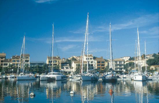 Porto-Vecchio : le port de plaisance