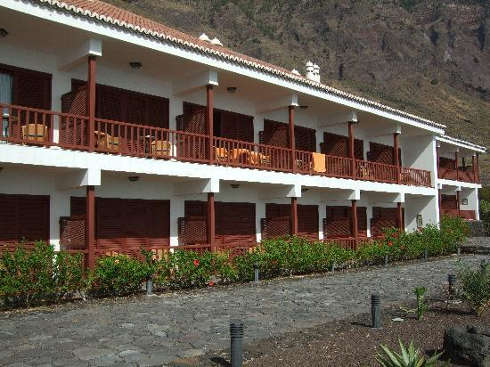 Parador Hotel El Hierro: External