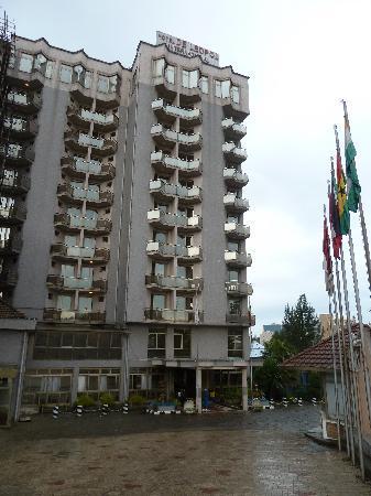 Hotel de Leopol International: Außenansicht