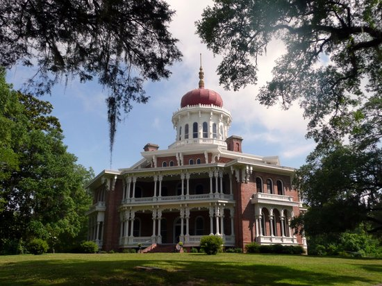 Natchez, MS: Longwood House