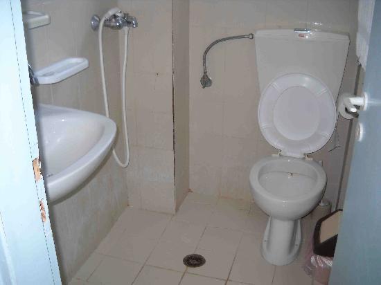 Akrogiali Hotel: il bagno