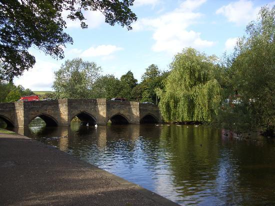 Castle Inn Bakewell: Bridge At Bakewell
